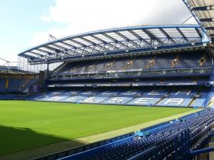 Fotbalový stadion Chelsea