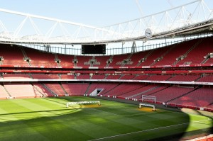 Stadion Arsenalu - Emirates