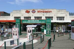 londýnské metro - Wimbledon