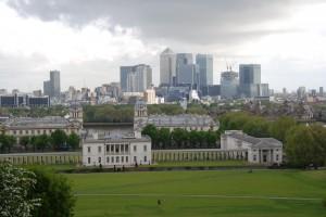 greenwich-observator-vyhled-na-londyn