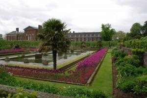 Zahrady paláce