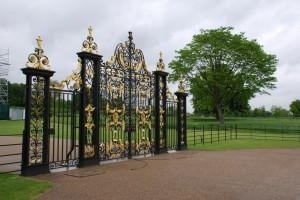 Brána Kensingtonského paláce