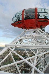 Kabina London eye