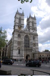 Westminsterské opactví