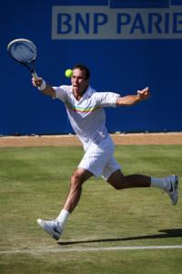 Z Čechů se v Queen´s Clubu dostal nejdále Radek Štěpánek #tenis #sport