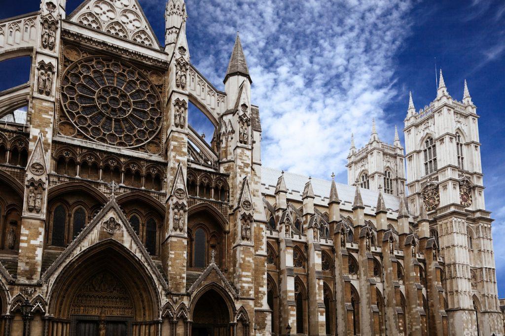 Westminster Abbey v Londýně