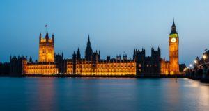 Westminsterský palác u Temže