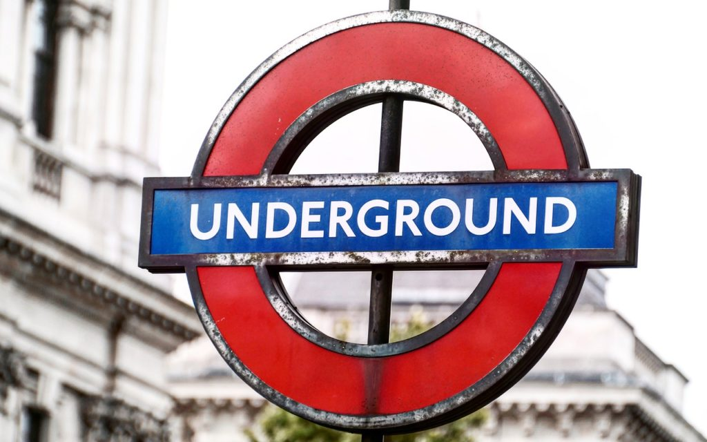 Londýnské metro - Underground