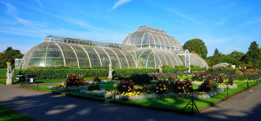 Skleník Kew Gardens